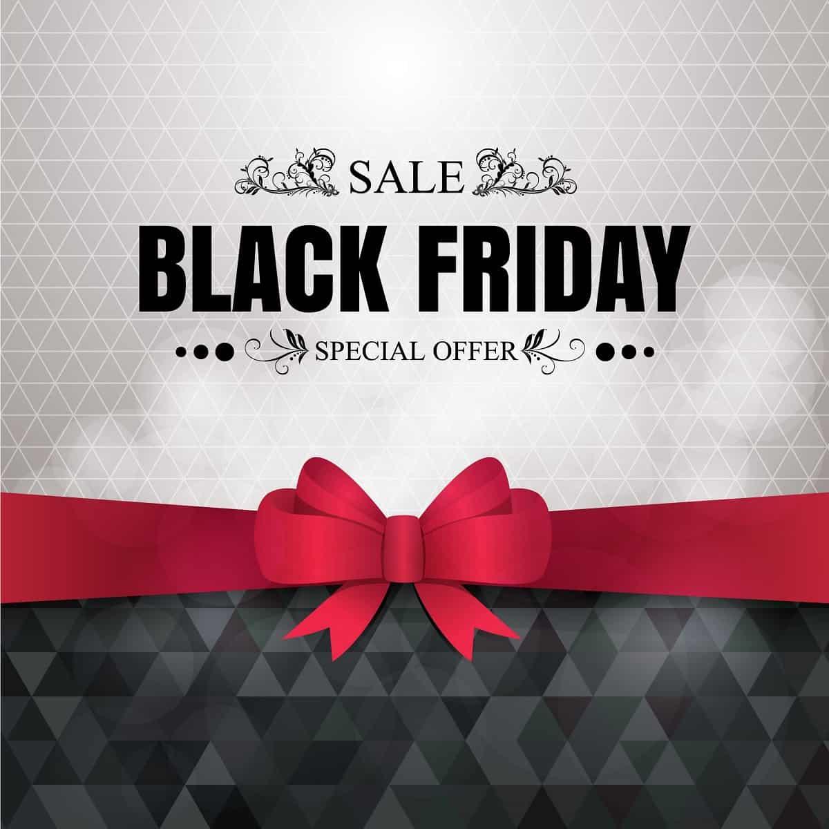 Black friday - De bedste tilbud
