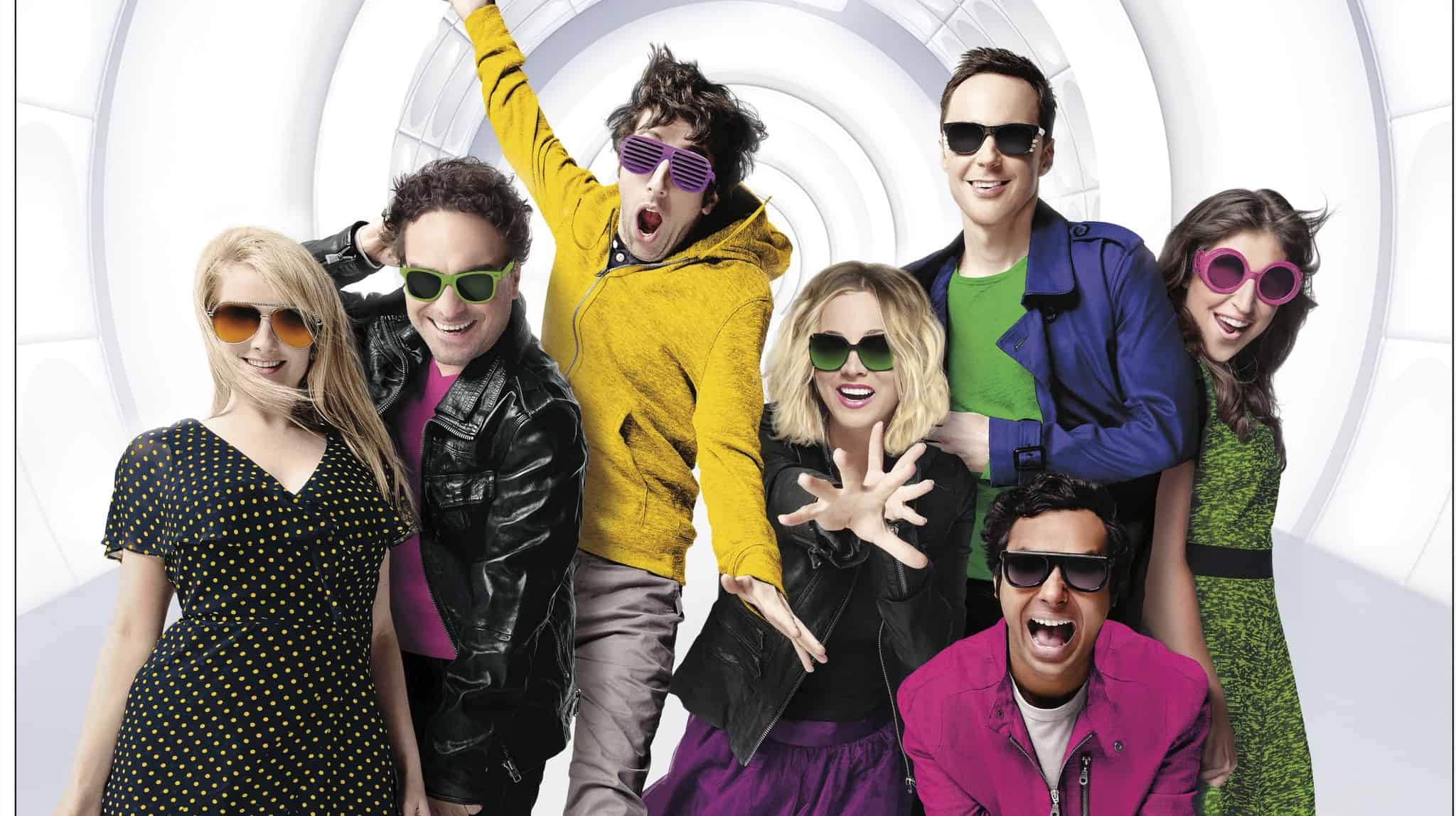 Big Bang Theory - DPlay
