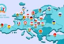 Lande klar til EM 2021