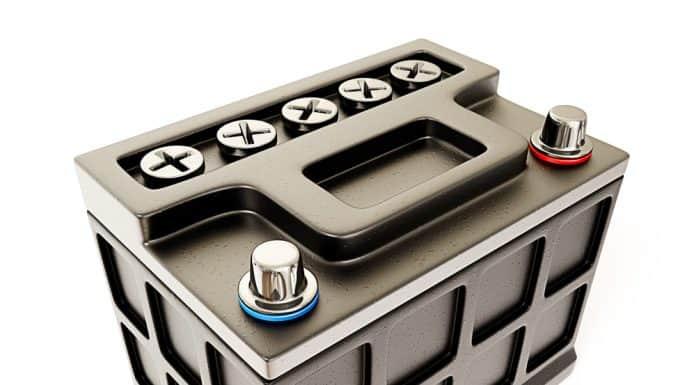 Bil batteri