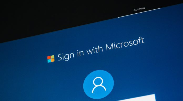 Windows 10 PRO installation login