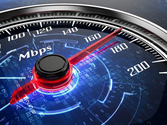 Test hastigheden af dit internet