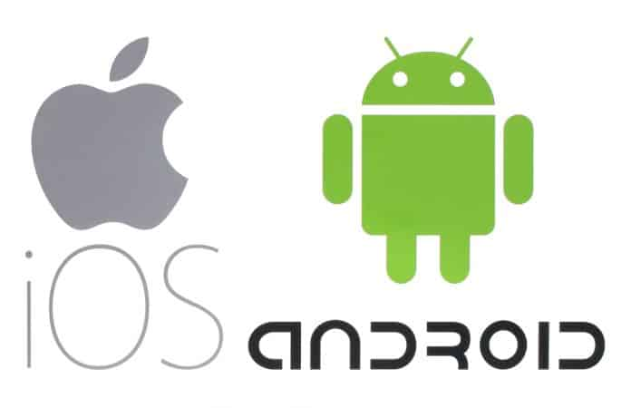 iOS - Android