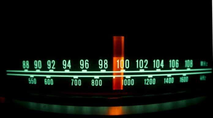 Radiofrekvenser til DRs FM radiokalaler