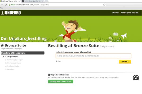 unoeuro_step2_bestilwebhotel