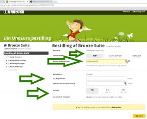 Guide: Opret webhotel hurtigt og billigt. Sådan opretter du webhotel og domæne hos Unoeuro.